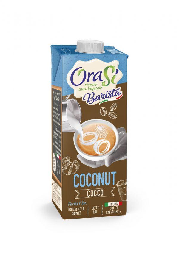 歐瑞仕咖啡師椰子奶-全素