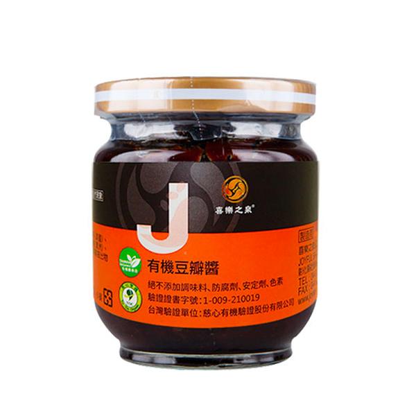 喜樂之泉有機豆瓣醬180g-全素