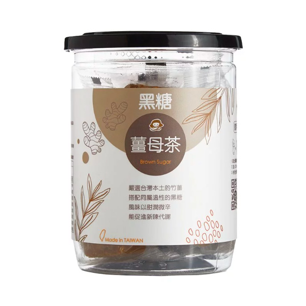 蜜思朵黑糖薑母茶12入-全素