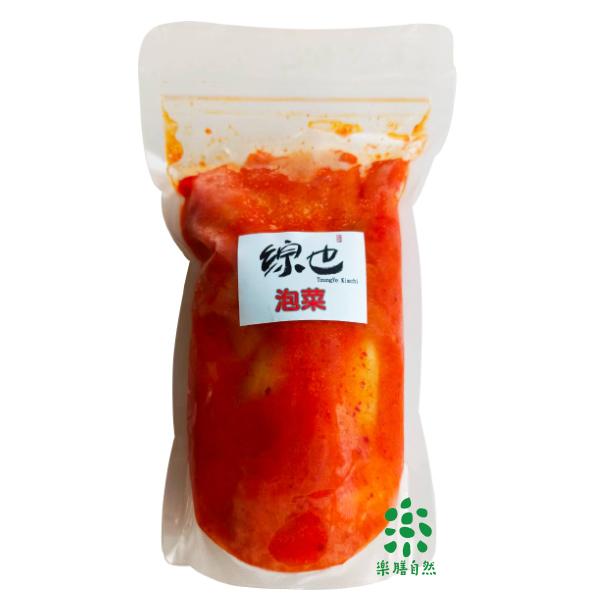 綜也泡菜500g-全素