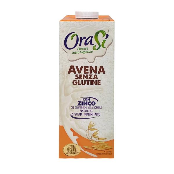 歐瑞仕Orasi燕麥奶(無添加糖)-全素