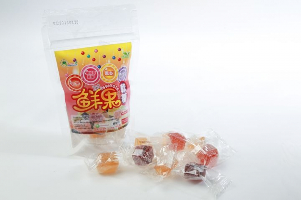 易申綜合水果軟糖50g-純素