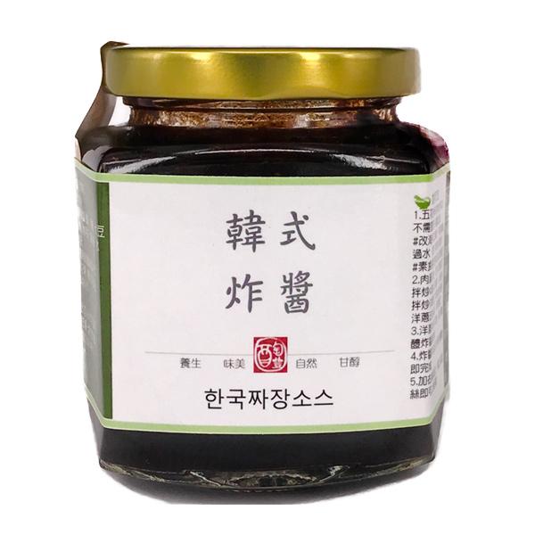 醄醴敬妻韓式炸醬270G-全素