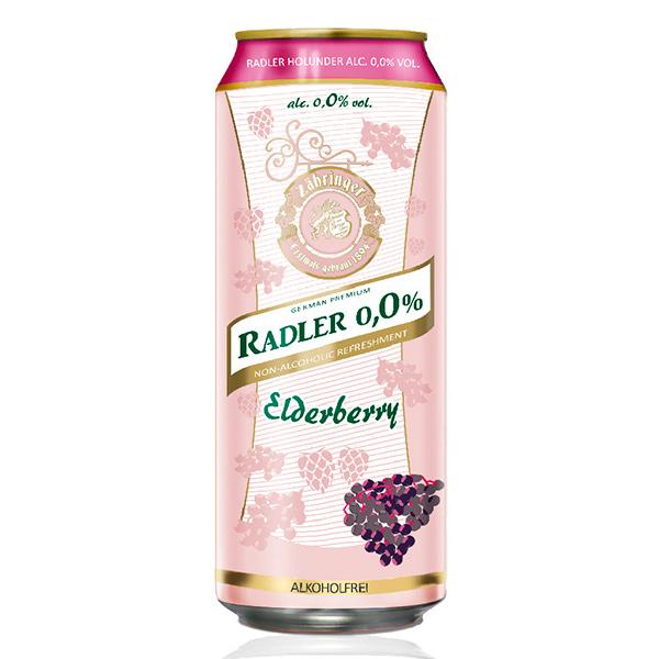 萊德無酒精啤酒風味飲(接骨木果)-全素