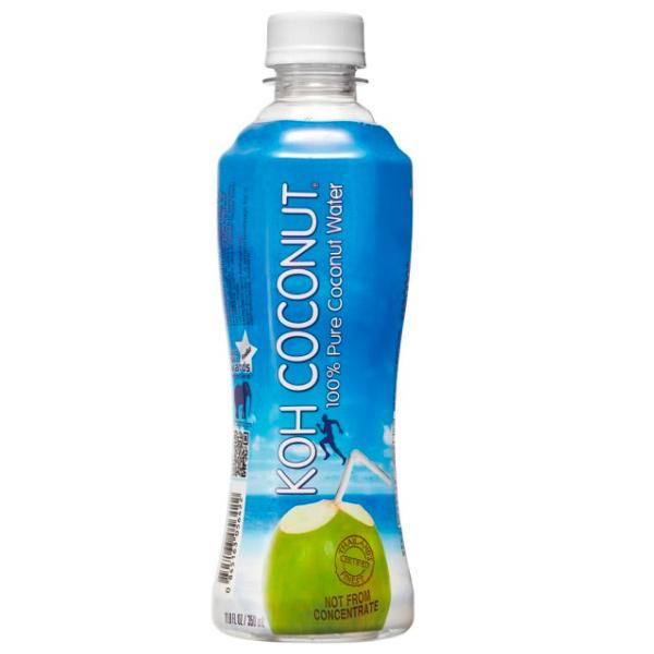 KOH COCONUT酷椰嶼100%椰子水350ml-全素