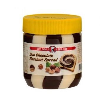 亞美樂巧克力榛果醬-全素