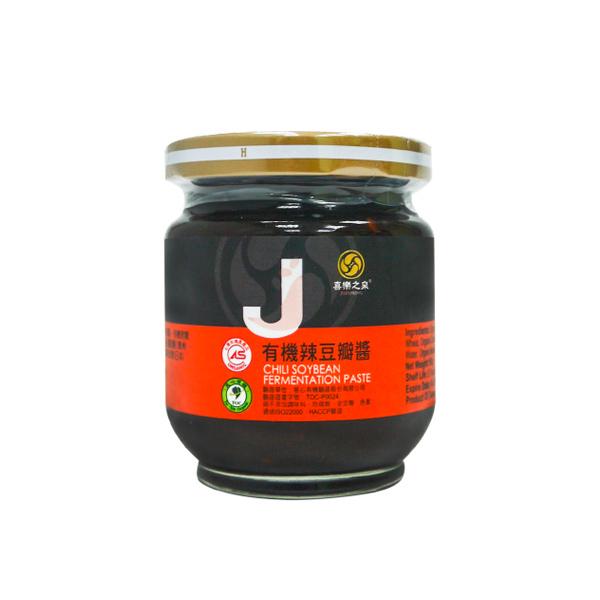 喜樂之泉有機辣豆瓣醬180g-全素
