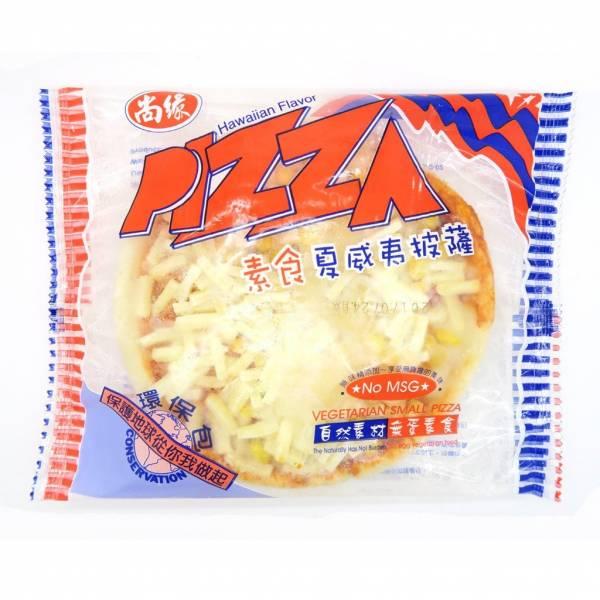 尚緣6吋夏威夷披薩奶素