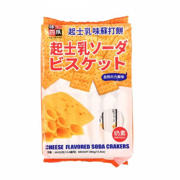味覺百饌起司乳味蘇打餅13入-奶素