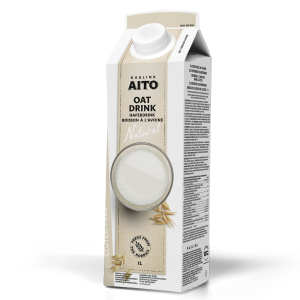 芬蘭AITO原味燕麥奶1L-全素