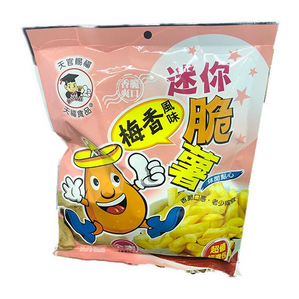 天福脆薯梅香風味-全素