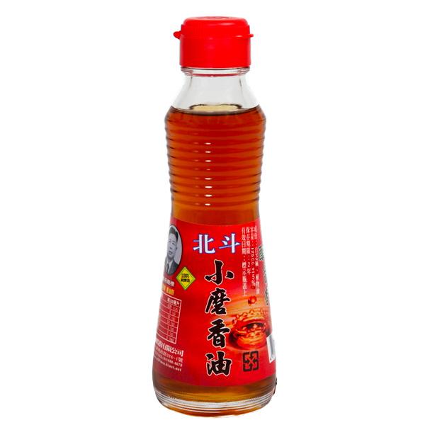 北斗小磨香油125ml-全素