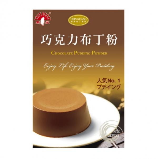 新光巧克力布丁粉100G-奶素