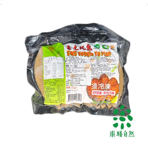 素味香素土魠魚300G-全素