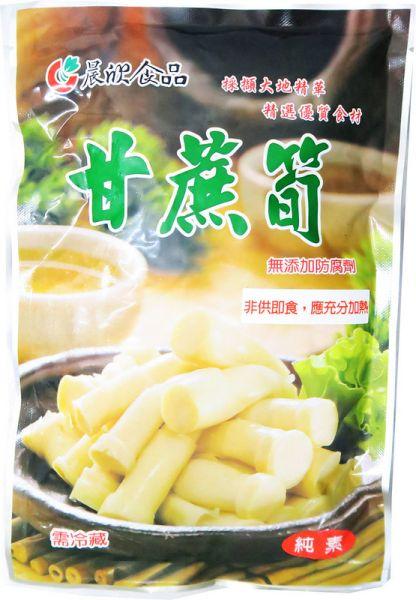 晨欣甘蔗筍-全素