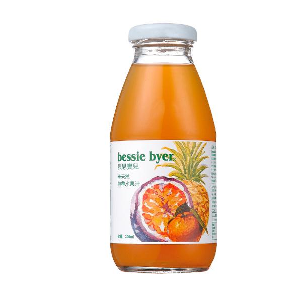 Bessie Byer貝思寶兒熱帶綜合果汁300ml-全素