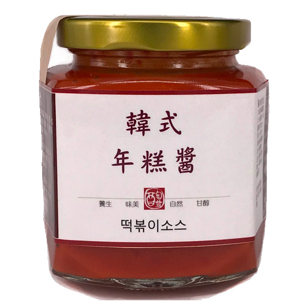 醄醴敬妻韓式年糕醬280G-全素