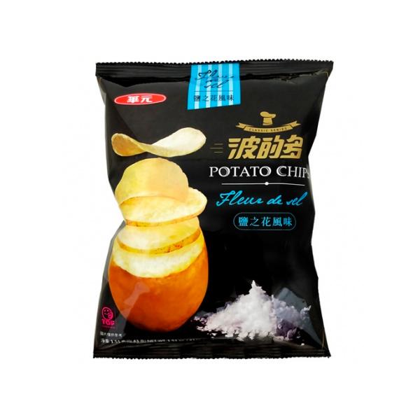 華元波的多鹽之花風味-全素