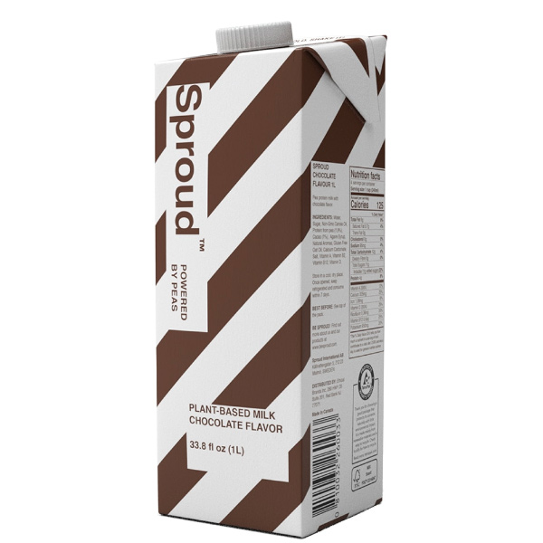 Sproud超驕傲未來植物艿(巧克力)-全素