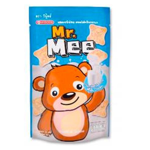 Mr.Mee小蜜熊餅乾(牛奶)-奶素
