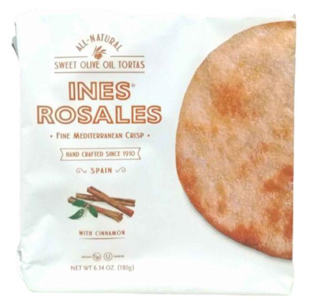 INES ROSALES西班牙肉桂手工餅-全素