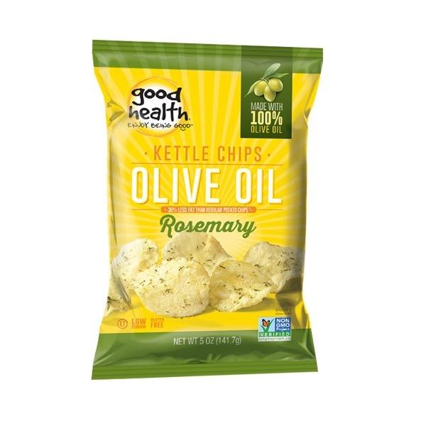 健康主義橄欖油迷迭香洋芋片-全素