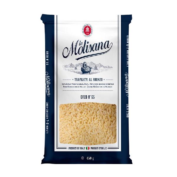 石臼碾磨 茉莉義大利米型麵-全素