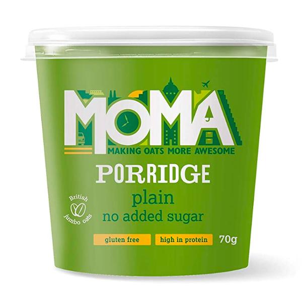 MOMA原味大燕麥粥55g-奶素