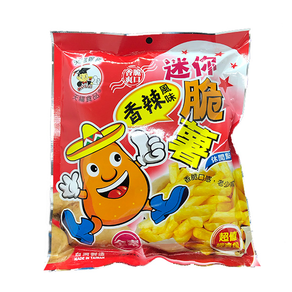 天福地瓜脆薯(香辣風味)-全素