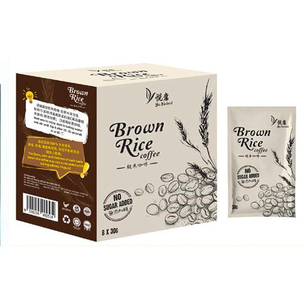 馬來西亞悅意無糖糙米咖啡