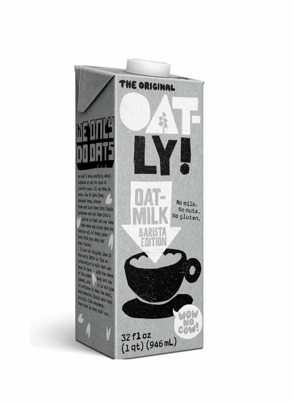 Oatly燕麥奶咖啡師1000ml-全素