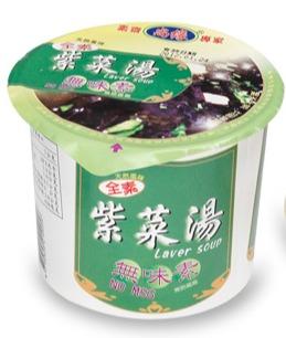 尚緣紫菜湯6入-全素