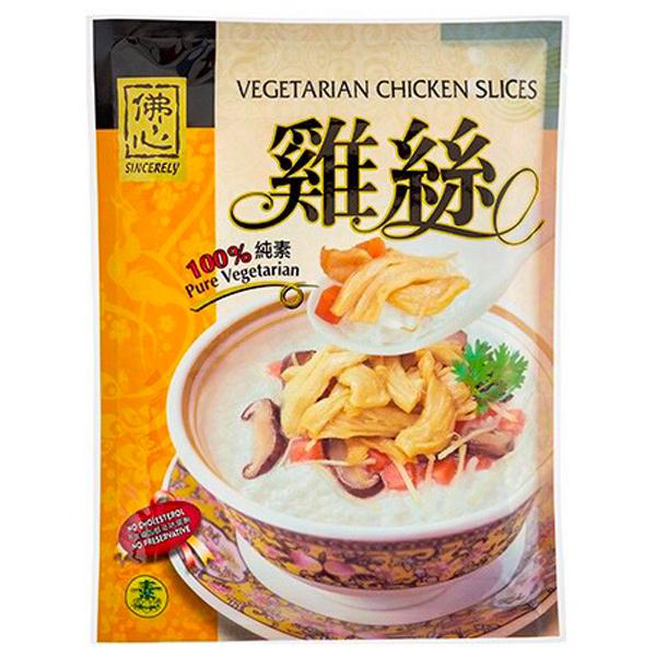 大瑪佛心素雞絲900g-全素 南洋素食, 南洋蔬食