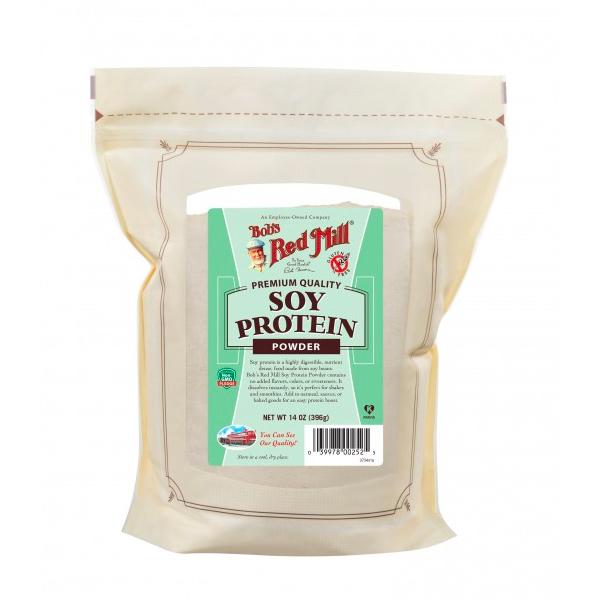 Bob's大豆蛋白粉396g-全素