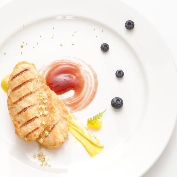 松珍素雞胸肉330g-蛋奶素