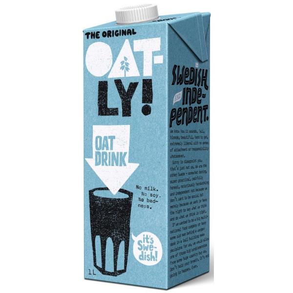 Oatly燕麥奶原味1000ml-全素