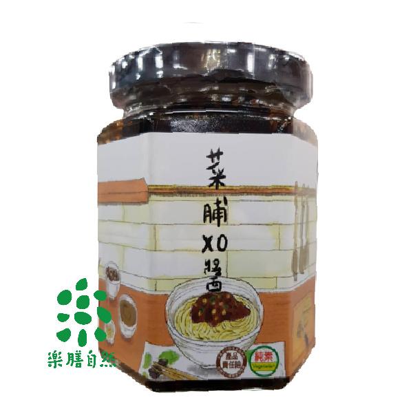 美福菜脯XO醬170g-全素