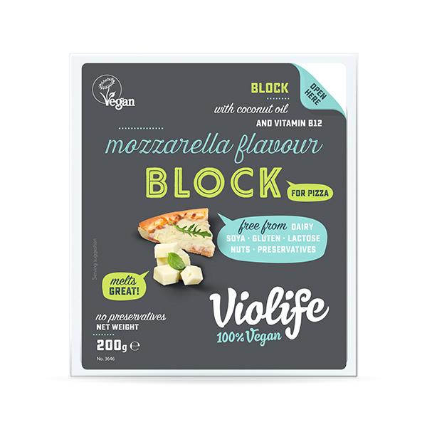 VIOLIFE植物性起司(莫札瑞拉口味)-全素