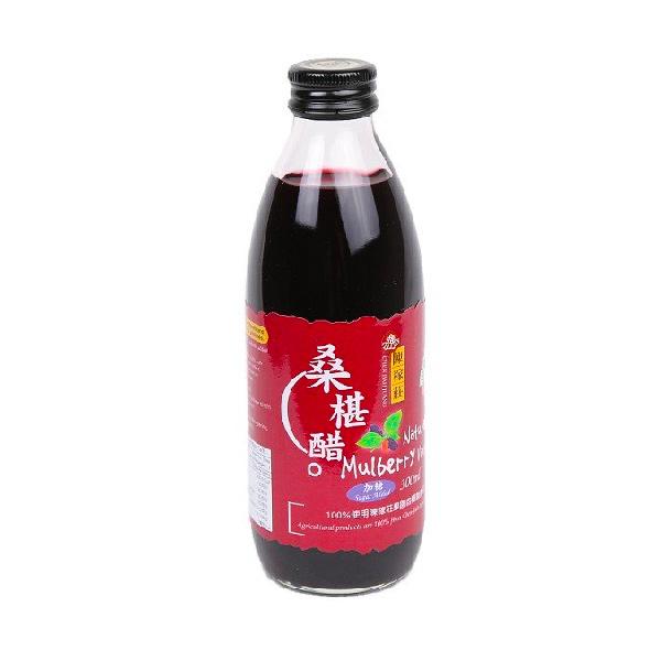 陳稼莊桑椹醋300ml-全素