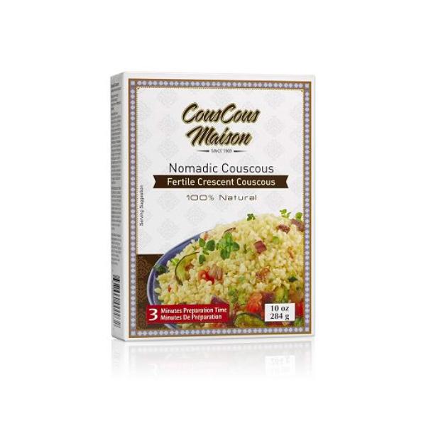 CousCousMaison梅森金黃小麥粒(地中海風味)(庫斯庫斯)-全素 庫斯庫斯,couscous
