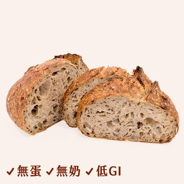 種子酸種 酸種,歐式麵包,種子,多穀,天然發酵,健康