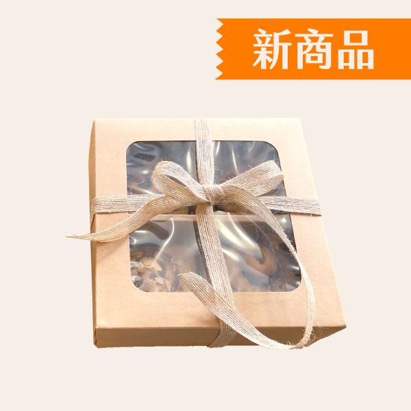 肉桂捲禮盒(4入) 肉桂捲,美式,焦糖,胡桃,禮盒