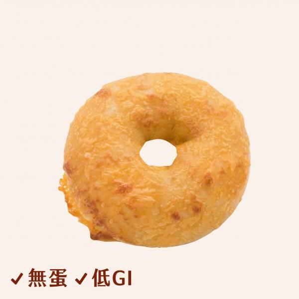 起司酸種貝果(1入) 酸種,貝果