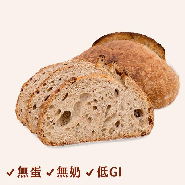 鄉村酸種 酸種,歐式麵包,天然發酵,健康