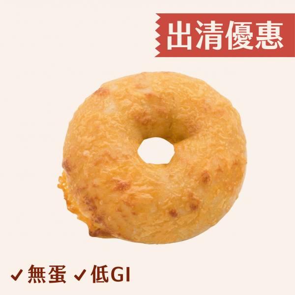 Cheese Sourdough Bagel(1 Piece) 貝果,酸種,起司貝果