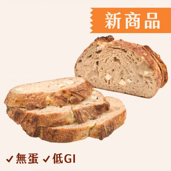 Country Sourdough Loaf 起司,酸種麵包