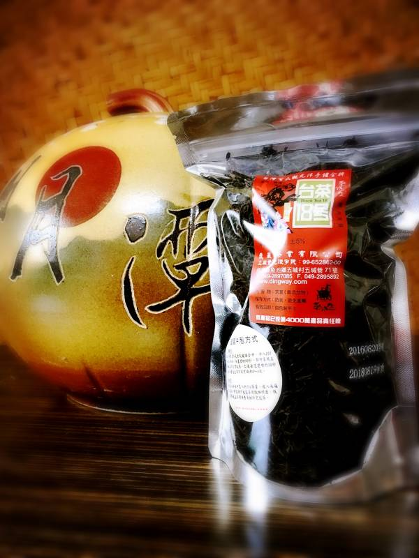 鑽級台茶18號150g經濟包 台茶18號,日月潭紅茶