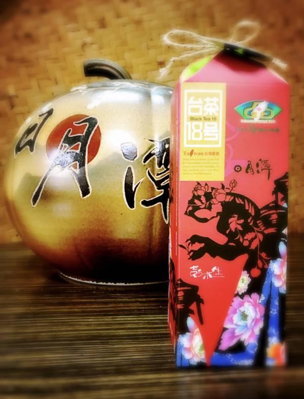 台茶18號彩盒版 台茶18號,日月潭紅茶
