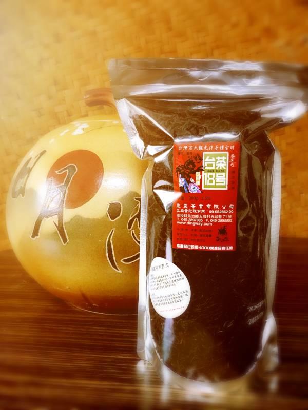 鑽級台茶18號300g經濟包 台茶18號,日月潭紅茶