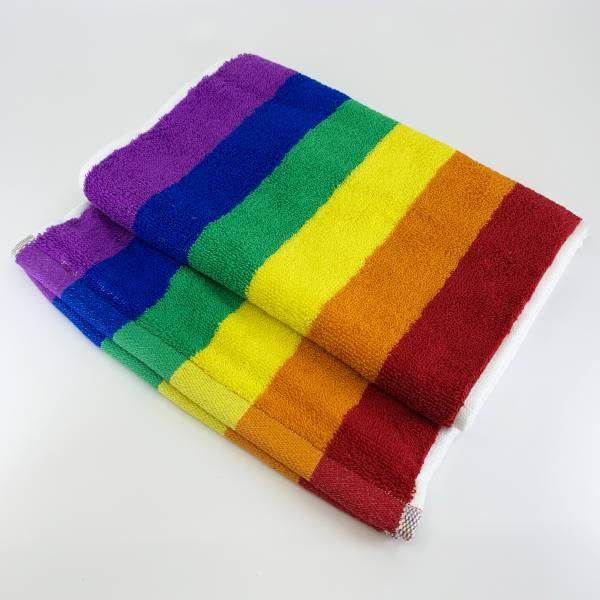 異同跑起來_彩虹毛巾 彩虹小物,彩虹配件,彩虹毛巾,毛巾